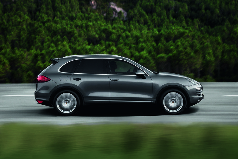 2013 Porsche Cayenne Diesel S High Resolution Exterior - image 472895