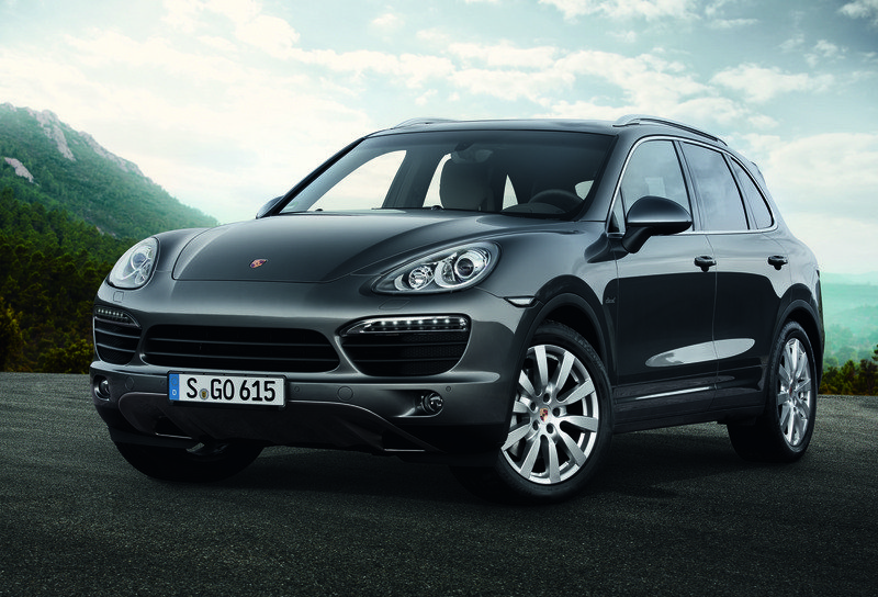 2013 Porsche Cayenne Diesel S High Resolution Exterior - image 472896