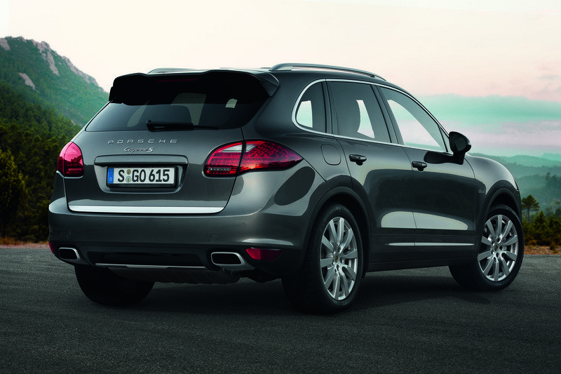 2013 Porsche Cayenne Diesel S High Resolution Exterior - image 472897
