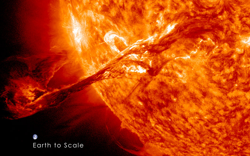 Recent Coronal Mass Ejection Could Slow the Development of Self-Driving Vehicles