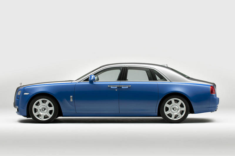2013 Rolls Royce Ghost Art Deco Special Edition