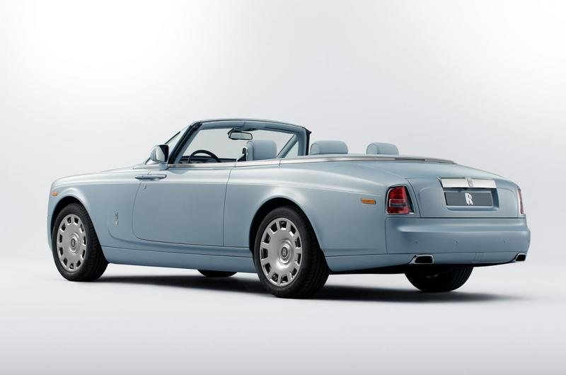 2012 Rolls Royce Phantom Drophead Coupe Art Deco Special Edition