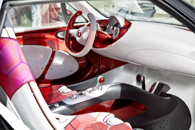 2013 Smart Forstars Concept High Resolution Interior - image 473308