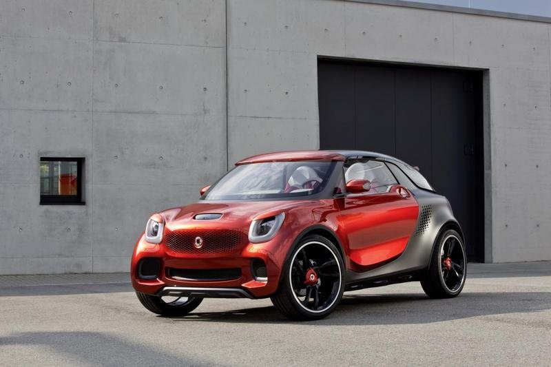 2013 Smart Forstars Concept High Resolution Exterior - image 473300