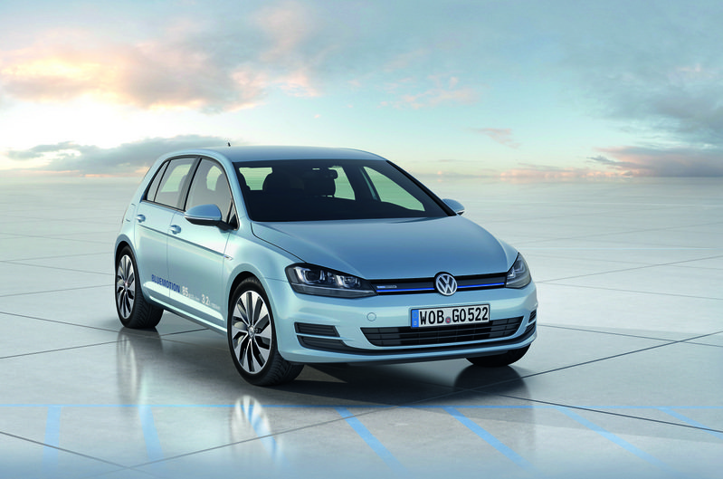 2013 Volkswagen Golf BlueMotion Concept
