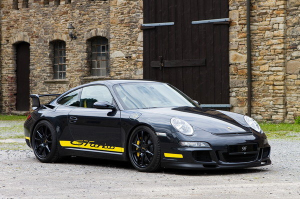 porsche 911 gt3 gturbo by 9ff picture