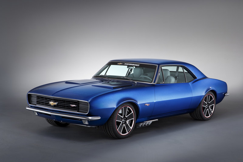1967 Chevrolet Camaro Hot Wheels Concept High Resolution Exterior Wallpaper quality - image 479881