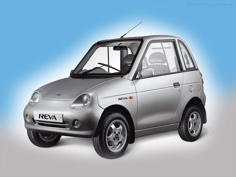 2008 Mahindra Reva-i High Resolution Exterior - image 476391
