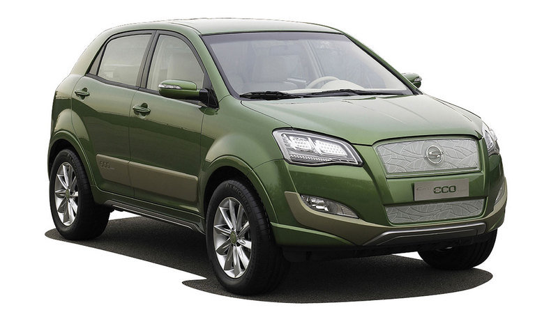 2009 Ssang Yong C200 Eco Hybrid