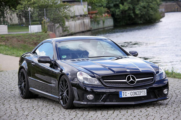2002 2011 mercedes benz sl65 amg titan solution 39 by tc for Mercedes benz sl65 for sale