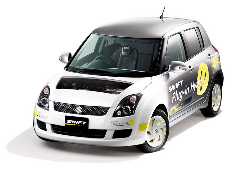 2011 Suzuki Swift EV Hybrid