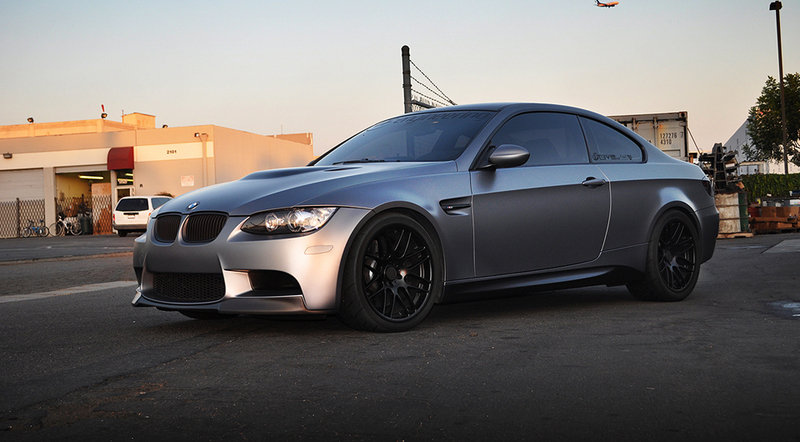 2007   2013 BMW M3 Streetsport Supercharger By VF Engineering