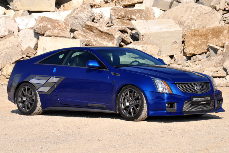 2012 Cadillac CTS-V by Geiger Cars