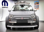2012 Fiat 500 Beach Cruiser - image 477787