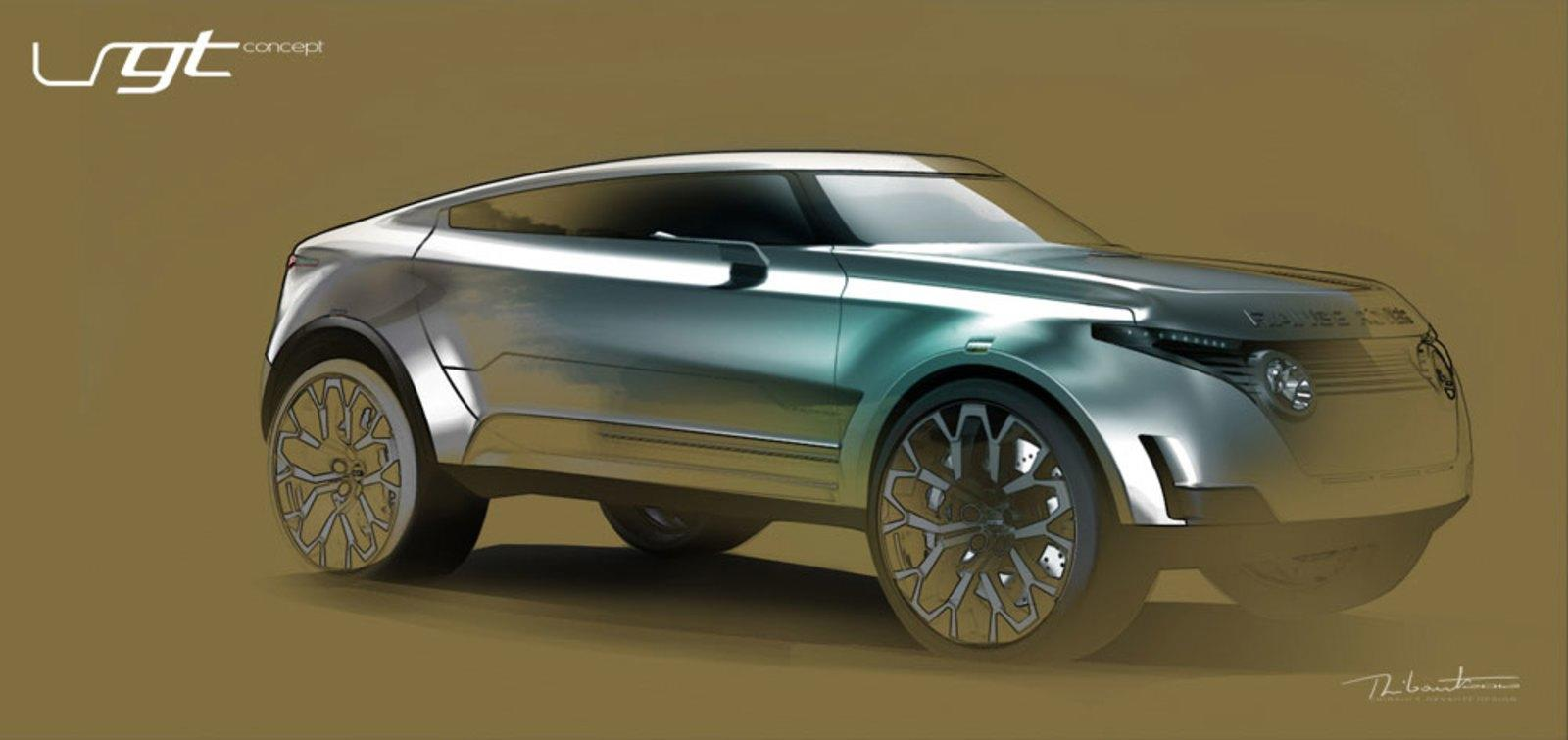 2012 Land Rover Range Rover Lrgt Concept Review Top Speed