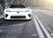 Wallpaper of the Day: 2012 Lexus LF A Nurburgring Package - image 479907