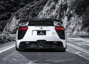 Wallpaper of the Day: 2012 Lexus LF A Nurburgring Package - image 479909
