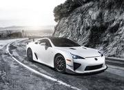 Here's Your Chance To Own One of Only 50 Lexus LFA Nurburgring Editions - image 479915