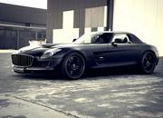 Mercedes SLS AMG Supercharged GT by Kicherer