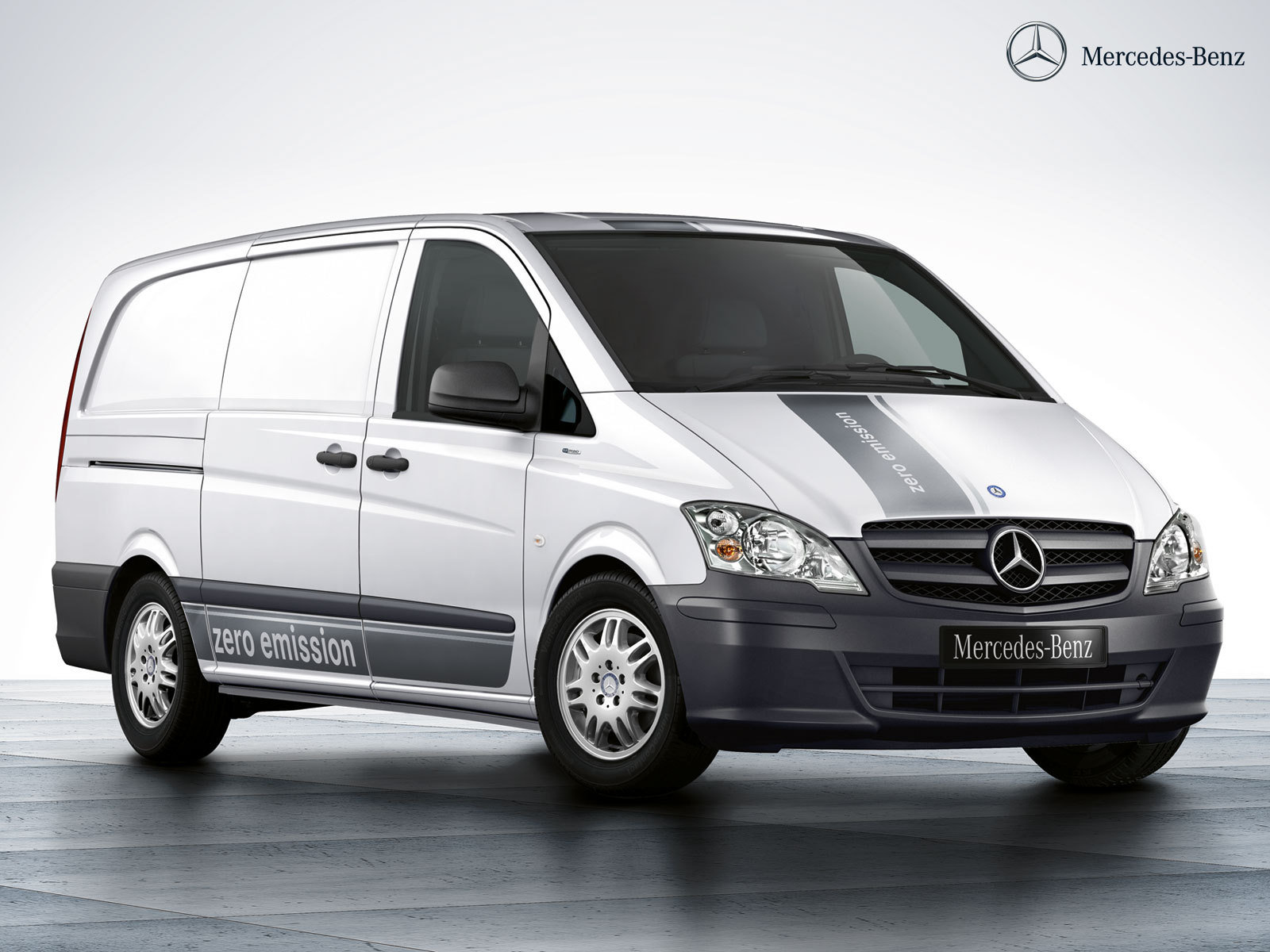 Auto Transport Reviews >> 2012 Mercedes Vito E-Cell | Top Speed