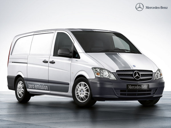mercedes vito e-cell picture