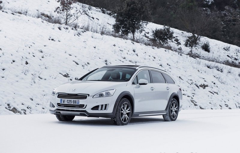 2012 Peugeot 508 RXH High Resolution Exterior - image 477019