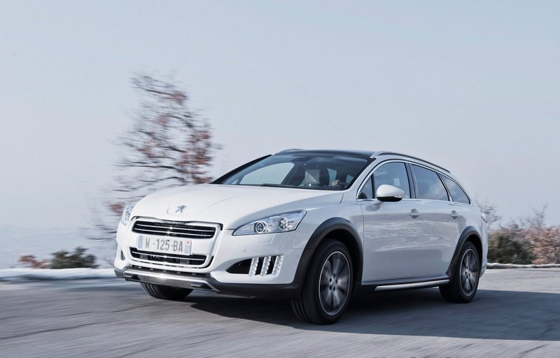 2012 Peugeot 508 RXH High Resolution Exterior - image 477014