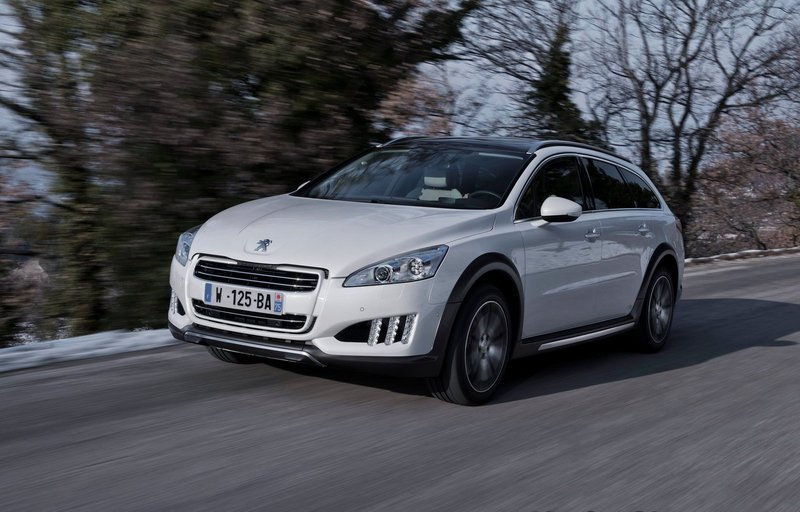 2012 Peugeot 508 RXH High Resolution Exterior - image 477015