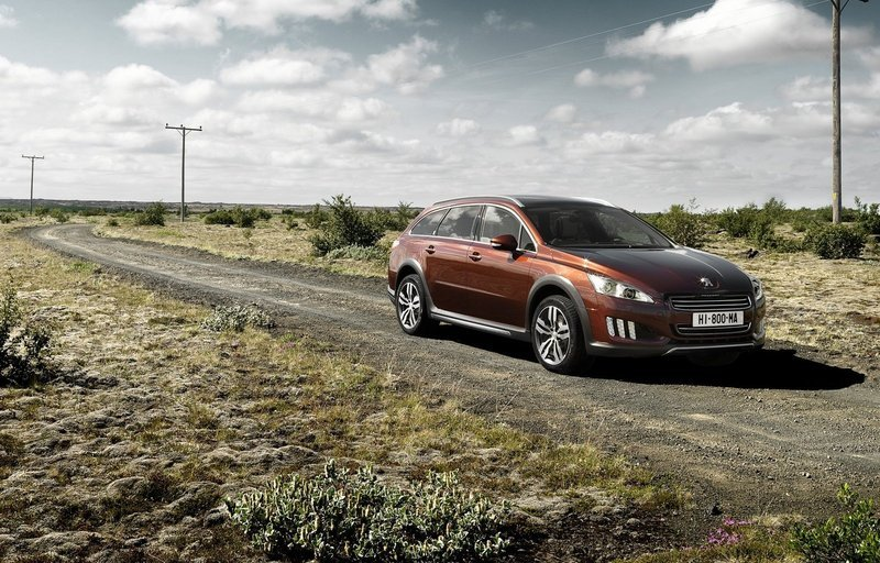 2012 Peugeot 508 RXH High Resolution Exterior - image 477008