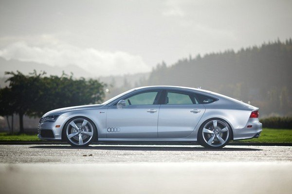 2013 audi a7 by h r springs car review top speed. Black Bedroom Furniture Sets. Home Design Ideas