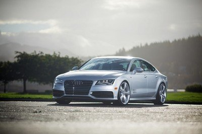 2013 Audi A7 by H&R Springs
