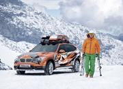 BMW X1 Powder Ride and Concept K2 Special Editions