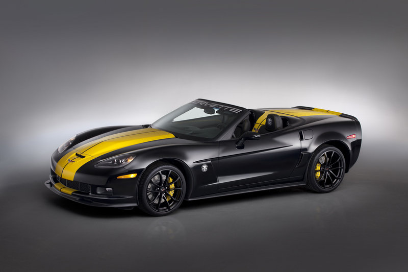 2013 Chevrolet Corvette 427 Convertible by Guy Fieri High Resolution Exterior Wallpaper quality - image 479863