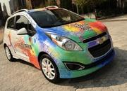 "Chevrolet Spark ""The Color Run"" Pace Car"