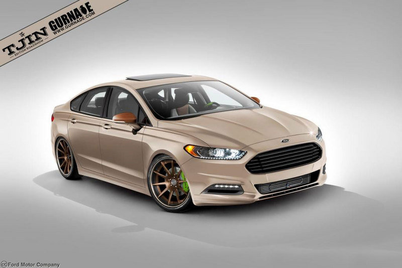 2013 Ford Fusion by Tjin Edition
