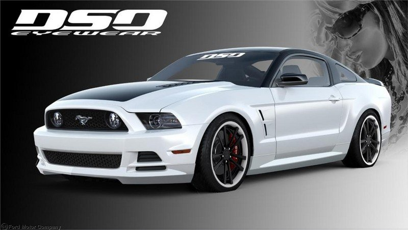 2013 Ford Mustang GT By DSO Eyewear