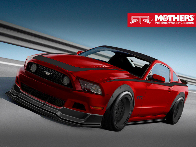 2013 Ford Mustang GT By Mothers, Autosport Dynamics, And RTR