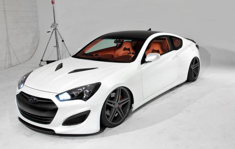 2013 Hyundai Genesis Coupe by Re:Mix Lab