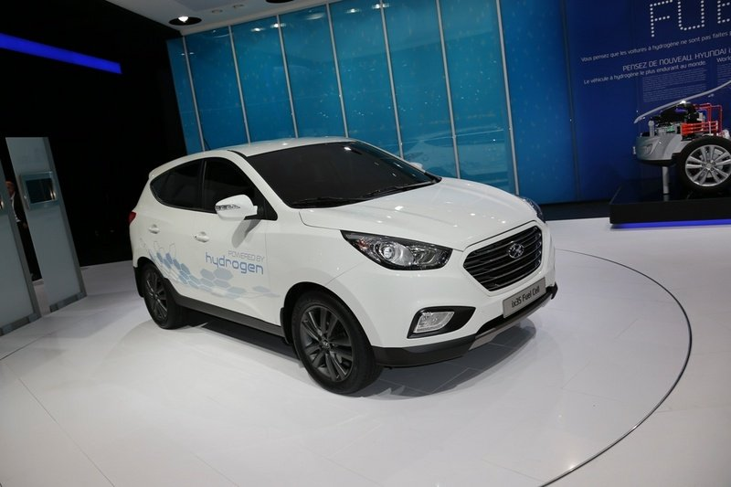 2013 Hyundai ix35 Fuel Cell