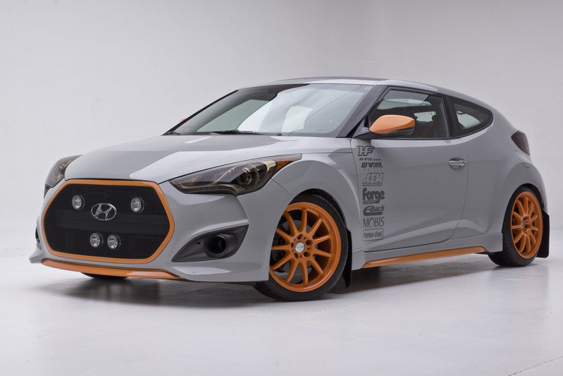 2013 Hyundai Service Engineering Trackday Veloster