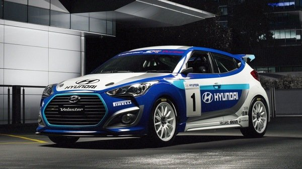 2013 Hyundai Veloster Turbo Race Concept Review Top Speed