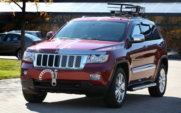 jeep grand cherokee half amp half picture