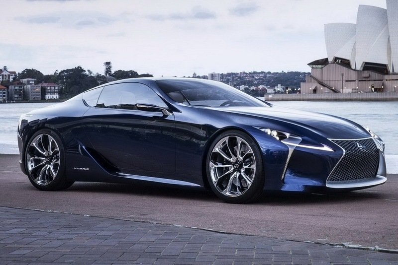 Lexus LF News And Reviews | Top Speed