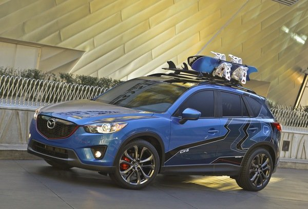 2013 Mazda Cx 5 180 Review Top Speed