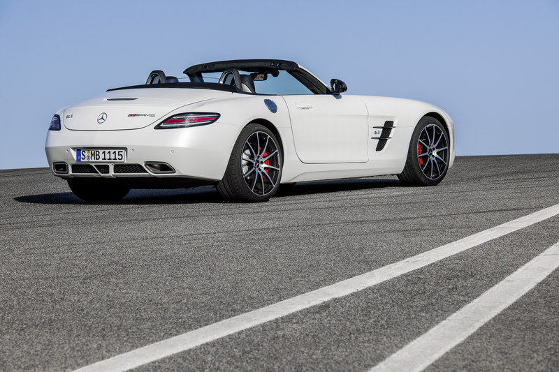 2013 Mercedes-Benz SLS AMG GT High Resolution Exterior - image 478108