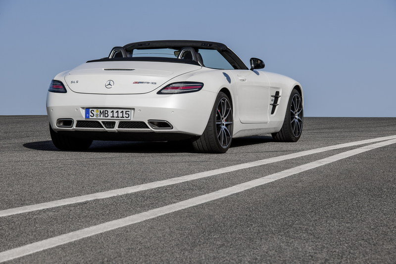 2013 Mercedes-Benz SLS AMG GT High Resolution Exterior - image 478109