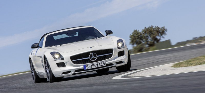 2013 Mercedes-Benz SLS AMG GT High Resolution Exterior - image 478098