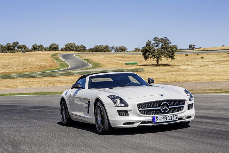 2013 Mercedes-Benz SLS AMG GT High Resolution Exterior Wallpaper quality - image 478099