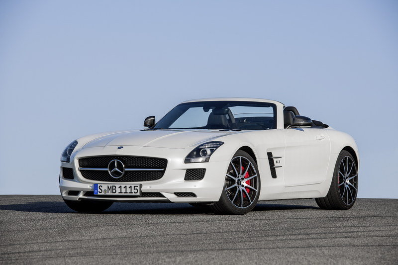 2013 Mercedes-Benz SLS AMG GT High Resolution Exterior - image 478104