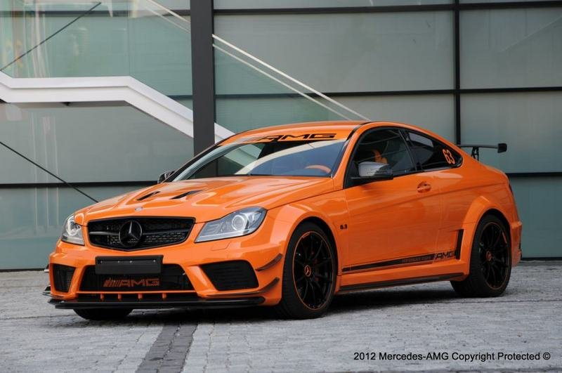 2013 mercedes c63 amg black series halloween edition review top speed